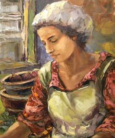 Aviva Maree - Fien bak Vyekoek Face Art, Art Faces, Kahlo Paintings, South African Artists, Portraits, Abstract, Canvas, Artwork, Oil