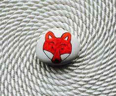 fox on an ireland stone