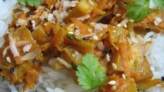 You'd never guess it's Tofu!  Peanut and ginger flavors combine to create a wonderful Asian-flavored dish that everyone will love. Serve over white rice.