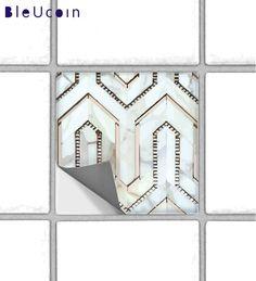 Bristol Kitchen Bathroom Backsplash Tile Wall Stair Floor | Etsy Tile Decals, Wall Tiles, Vinyl Decals, Peel And Stick Tile, Stick On Tiles, Bristol, Flooring For Stairs, Floor Finishes, Küchen Design