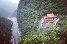 Chan Guang Temple in #Taroko National Park #Hualien #禪光寺 在 #太魯閣國家公園 #花蓮 #Taiwan