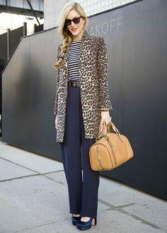 24 Most Trendy Winter Street Style Ideas Look Fashion, Womens Fashion, Street Fashion, Latest Fashion, Leopard Print Coat, Leopard Jacket, Oui Oui, Mode Outfits, Fashion Editor