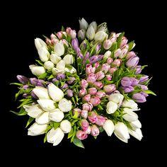 Kwiaty, Bukiet, Tulipany, Kolorowe, Kolor, Piękny