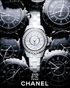 Chanel J12 at London Jewelers. You know you want one.