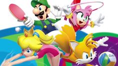 The Official Site For Mario & Sonic At The Rio 2016 Olympic Games Is Now Open