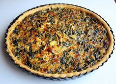 Ispanaklı Kiş Quiche, Pasta, Breakfast, Desserts, Food, Recipes, Morning Coffee, Tailgate Desserts, Deserts
