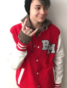 Varsity Jacket – Bars and Melody