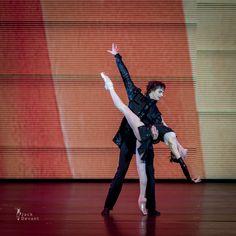 Ulyana Lopatkina & Marat Shemiunov in the Tango from Golden Age