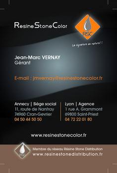 Carte De Visite 850x540cm Quadri Recto Verso 50gr Pelliculage Brillant Logo Realise Par Lagence Cdv Cartedevisite