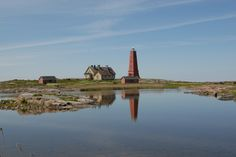 Lighthouse at Lagskar (Finland)