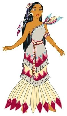Photo of Pocahontas for fans of Disney Leading Ladies 7682128 Disney Pocahontas, Princess Pocahontas, Disney Princess Fashion, Princess Tattoo, Disney Princess Dresses, Punk Princess, Disney Outfits, Pocahontas Dress, Baby Princess