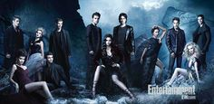 The Vampire Diaries saison 4 épisode 16: bande-annonce de Bring It On - TVQC | TVQC
