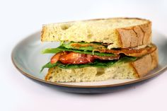 Host's Favorite Sandwiches - These are the best things since sliced bread using sliced bread!