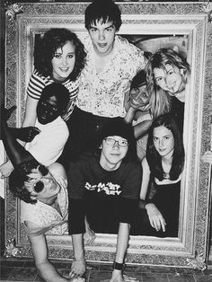 skins UK (totally addicted to this show - love them!)