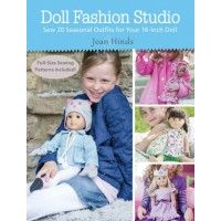 I love Joan Hinds' books. This book has doll patterns & patterns for her owner to make.