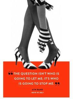 Sassy look + Sassy quote = <3 it!!
