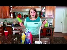 How to fill a squirt gun with paint for squirt gun painting. Gender Reveal Paint, Baby Shower Gender Reveal, Baby Gender, How To Make Water, How To Make Paint, Paint War Party, War Recipe, Gender Reveal Announcement, Paint Fight