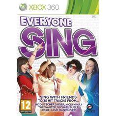 EveryOne Sing Solus Xbox360