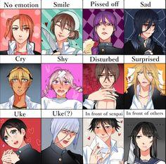 Emotion Collection by Koumi-senpai