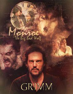 Nbc Grimm, Grimm Tv Show, David Giuntoli, Portland, Grimm Series, Tv Series, Fantasy Tv, Fantasy World, Grimm Monroe