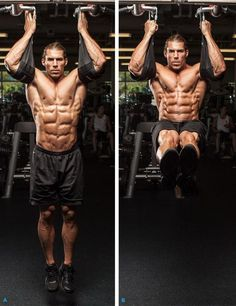 18 Laws Of Ab Training - Bodybuilding.com ;-)~❤~