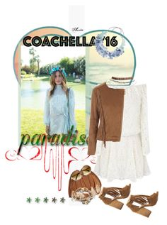 """Coachella 2016"" by wodecai ❤ liked on Polyvore featuring Topshop, Wet Seal, Patricia Nash, Jane Norman, Chinese Laundry and Lizzy James"