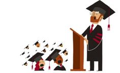 """""""Dear Graduates:  None of you is special"""" - in praise of mean graduation speeches."""