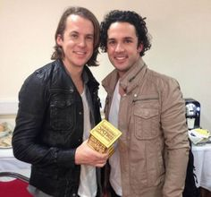 Ylvis won their first award Ylvis, Comedy Duos, Two Brothers, Band Photos, Hot Actors, Mixtape, Comedians, Childrens Books, Music Videos