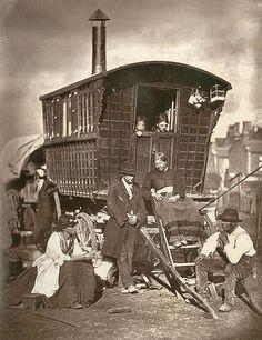 vintage everyday: Street Life in London, 1876-1877