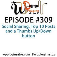 #WordPress #Plugins A-Z #309 Top 10 Posts and a Thumbs Up/Down button - http://plugins.wpsupport.ca/wordpress-plugins-z-309-top-10-posts-thumbs-updown-button/ Analisamos os 150 Melhores Templates WordPress e colocamos tudo neste E-Book dividido por 15 categorias e nichos de mercado. Download GRATUITO em http://www.estrategiadigital.pt/150-melhores-templates-wordpress/