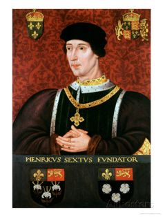 On this day 6th December, 1421, Henry VI the youngest king of England to accede the throne at 296 days was born. (Portrait of Henry VI of England by Francois Clouet)