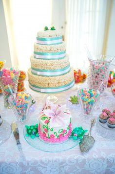 Candy Bar I Dessert I Cake I La Jolla Woman's Club Venue I San Diego Wedding I Full Service Catering