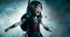 Photographer Transforms 3-Year-Old Daughter Into Wonder Woman in $1,500 Photoshoot