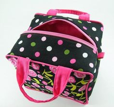 (9) Name: 'Sewing : Lined Cosmetic Bag