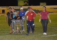 Bernar Almeida - Saúde Desportiva: Protegendo Jogadores de Traumatismo - Parte 2
