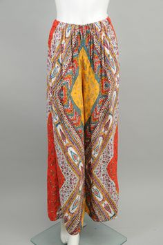 Multi-Color palazzo Pants #sageclothing