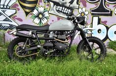 Triumph Swamp Scrambler | Tuned by TTRNO