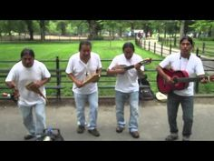 Sariri Perform in NYC's Central Park for the Stars of the Street Contest