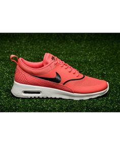 sports shoes 655ef 410a9 Buy the latest fashion Nike Air Max Thea Ember Glow Summit White Black Women s  Shoes to enjoy the best Discounted price.