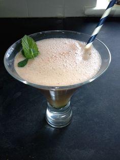 cherry smoothie