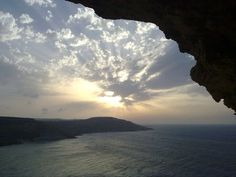Sunset in Gozo, Malta