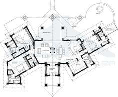 1000 images about house plans v shaped on pinterest for V shaped house plans