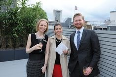 Flemings Mayfair suites and apartments launch party #Penthouse #RoofTerrace #London