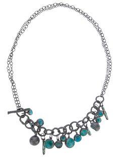 JENNIE GILL enamel charm bracelet - on Vein - getvein.com