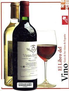 El libro del vino. Guía de los vinos de España. Alfredo Peris. Joan Masats, Hi trobareu un curs pràctic d'iniciació a la cata sensorial, un recorregut exhaustiu per les zones vitivinícoles de la península i sumari de normes i consells per a un bon servei.
