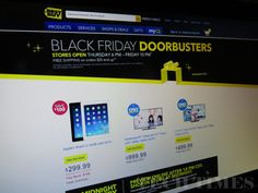 #BlackFriday Bargains: Tech deals to die for
