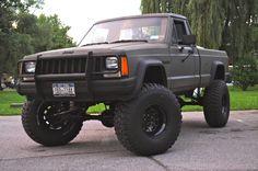comanche of doom Comanche Jeep, Jeep Cherokee Trailhawk, Jeep Xj, 4x4 Trucks, Mj, Toyota, Transportation, Monster Trucks, Fantasy