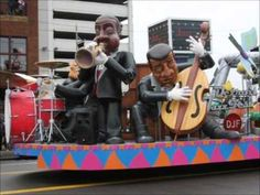 America's Thanksgiving Day Parade - Street Of Dreams (2010) (Detroit, MI)