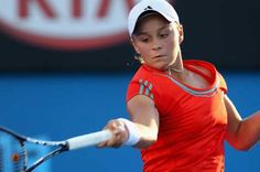 17 year old Ashliegh Barty is named Female Sportsperson of the Year award at the 2013 Deadlys