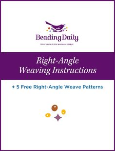 right angle weave by Evlyn - issuu